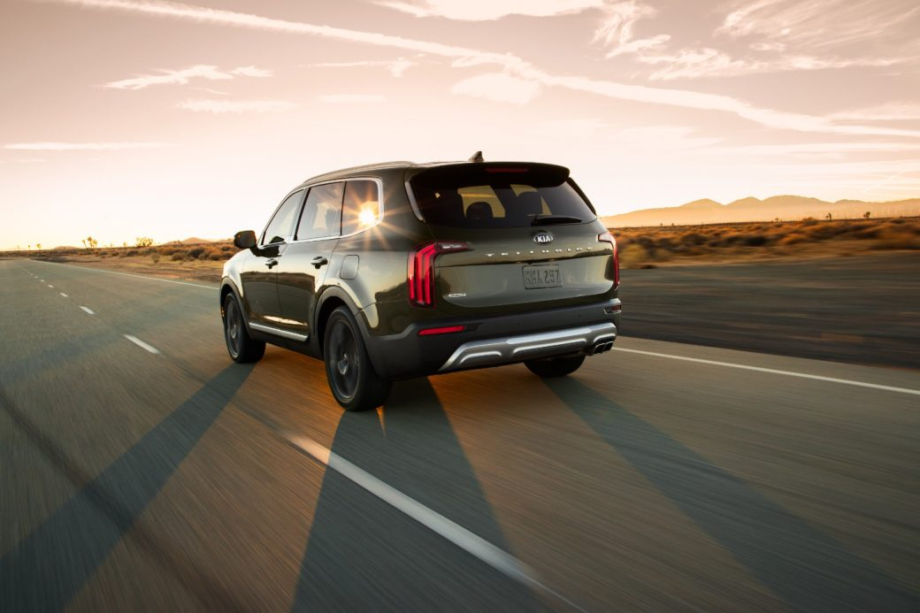 Telluride is second Kia in two years to be named a finalist for coveted award<br><br> Big and bold SUV's award-winning formula catches attention of NACTOY jurors